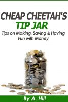Cover for 'Cheap Cheetah's  Tip Jar'