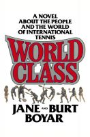 Cover for 'World Class'