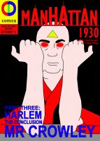 Cover for 'Manhattan 1930 Part Three: Harlem'