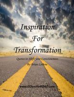 Cover for 'Inspiration for Transformation'