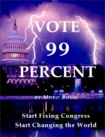 Cover for 'Vote 99 Percent'
