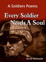 Cover for 'Every Soldier Needs A Soul'