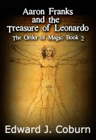 Aaron Franks and the treasure of Leonardo