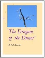 Cover for 'The Dragons of the Dunes'