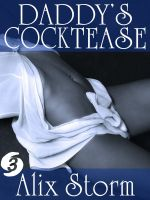 Cover for 'Daddy's Cock Tease'