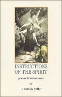 Cover for 'Instructions of the Spirit: poems & intimations'