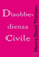 Cover for 'Disobbedienza Civile'