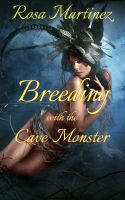 Cover for 'Breeding with the Cave Monster'