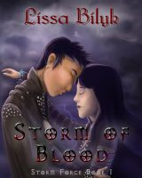 Cover for 'Storm of Blood (Storm Force #1)'