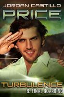 Cover for 'Turbulence 8: Final Boarding (gay romance)'