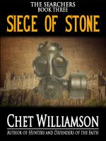 Cover for 'Siege of Stones - The Searchers, Book 3'