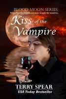 Cover for 'Kiss of the Vampire'
