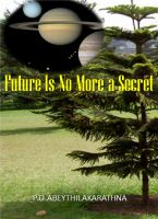 Cover for 'Future Is No More a Secret'