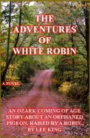 Cover for 'The Adventures of White Robin'
