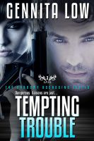 Cover for 'Tempting Trouble'