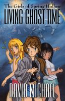 Cover for 'Living Ghost Time'
