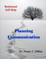 Cover for 'Planning Communication: Relational Self Help Series'