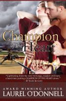 Cover for 'Champion of the Heart'