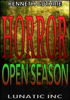 Cover for 'Horror 4: Open Season'
