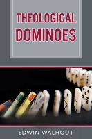Cover for 'Theological Dominoes'