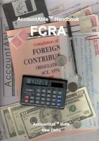 Cover for 'AccountAble Handbook on FCRA - Part I'
