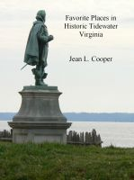 Cover for 'Favorite Places in Historic Tidewater Virginia'
