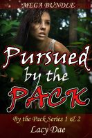 Cover for 'Pursued by the Pack'