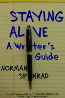 Cover for 'Staying Alive - A Writer's Guide'