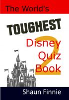 Cover for 'The World's Toughest Disney Quiz Book Volume 2'