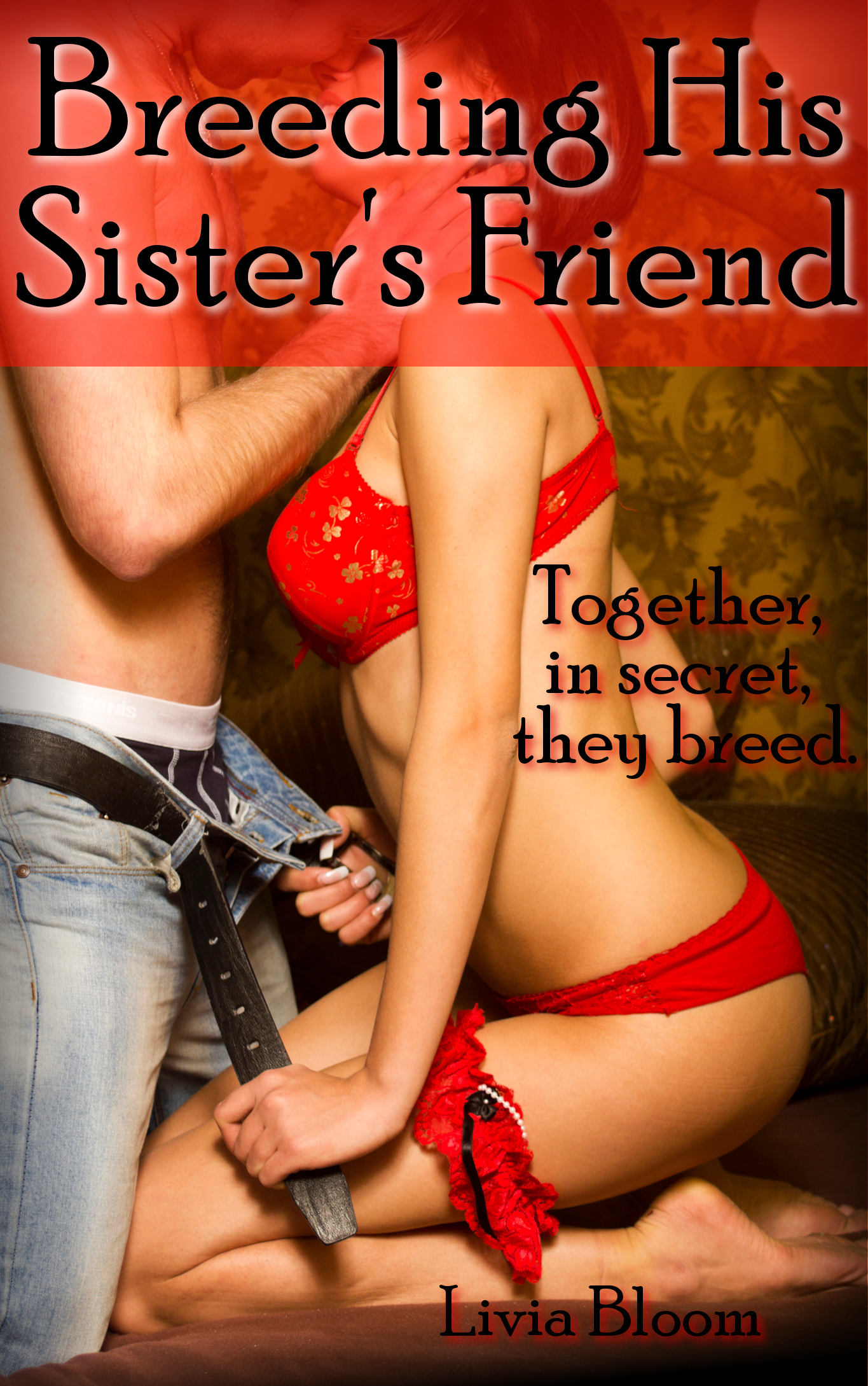 """... in Her Panties (a sissy / femdom story)"""" by Livia Bloom for FREE"""