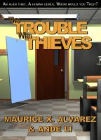The Trouble With Thieves cover