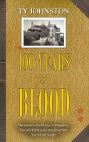 Cover for '100 Years of Blood'