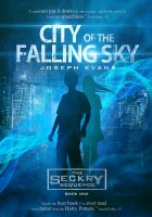 Cover for 'City of the Falling Sky'