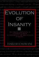 Evolution of Insanity cover