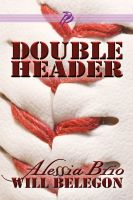 Cover for 'Double Header'