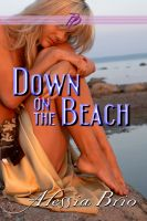 Cover for 'Down on the Beach'