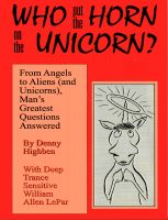 Cover for 'Who put the Horn on the Unicorn?'