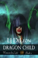 Cover for 'Dragon Child'
