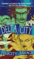 Cover for 'Delta City'