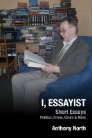 Cover for 'I, Essayist'