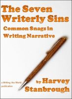 The Seven Writerly Sins cover