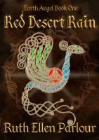 Cover for 'Red Desert Rain'