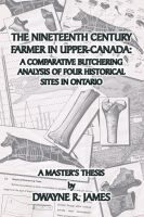 Cover for 'The Nineteenth Century Farmer In Upper-Canada'