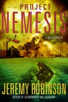 Cover for 'Project Nemesis (A Kaiju Thriller)'