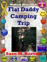 Cover for 'Flat Daddy Camping Trip: Military Brats Club #2'