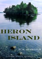 Cover for 'Heron Island'