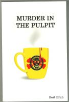 Cover for 'Murder in the Pulpit'