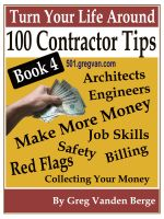 Cover for '100 Tips For Contractors - Book 4'