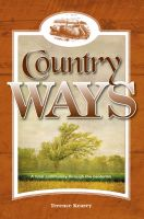 Cover for 'Country Ways'