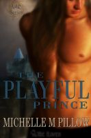Cover for 'The Playful Prince (Lords of the Var II)'
